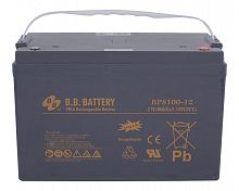AGM B.B.Battery BPS 100-12