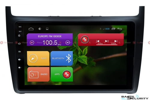 Volkswagen Polo Redpower 31134 R IPS DSP ANDROID 7
